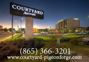 courtyard marriot pigeon forge