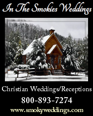 pigeon forge weddings