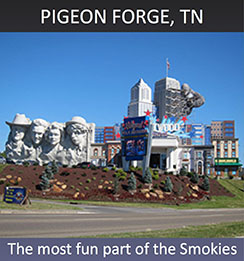 pigeon forge tn