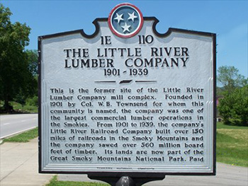 little river lumber company