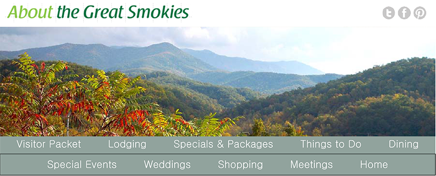 about the smokies